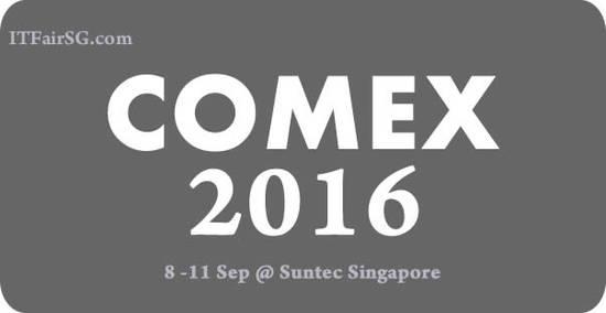 COMEX 2016 Logo
