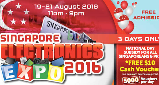 Electronics Expo Feat 16 Aug 2016