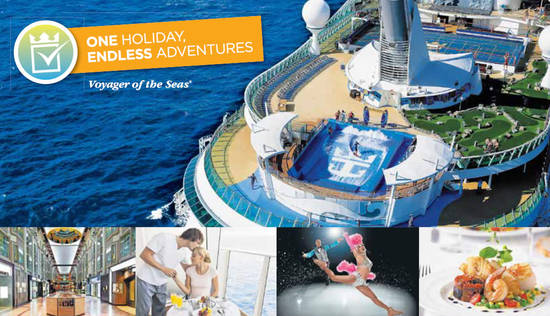 Royal Caribbean Feat 2 Aug 2016
