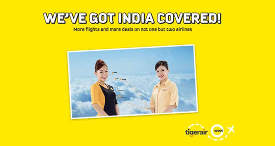 Scoot Tigerair Fly 1 Aug 2016