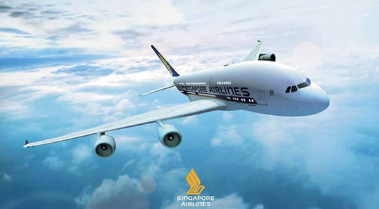Singapore Airlines 4 Aug 2016