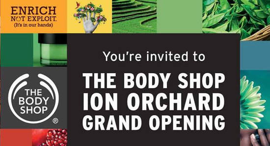 The Body Shop Feat 19 Aug 2016