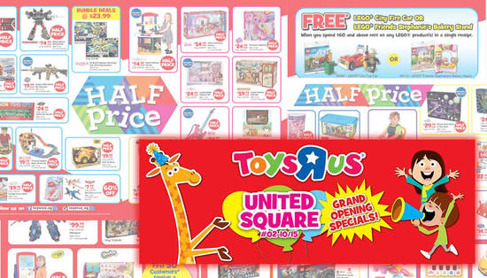 Toys R Us Feat 23 Aug 2016