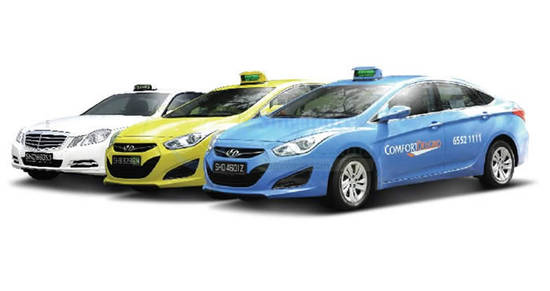 Comfort Taxis Feat 9 Sep 2016