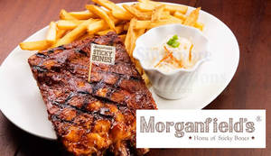 Featured image for Morganfield's: Free Half Slabs of Hickory BBQ Sticky Bones at VivoCity on 17 Sep 2016