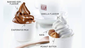 Featured image for Toast Box: New Soft Serve Ice Cream Products at Compass One from 30 Sep 2016