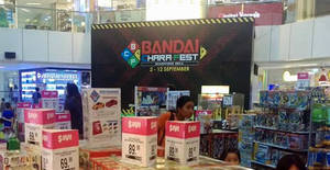 """Featured image for Toys """"R"""" Us: Bandai Charafest at United Square from 2 – 12 Sep 2016"""