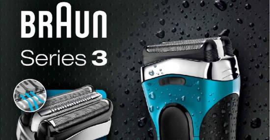 Braun Series 3 3080 Feat 21 Oct 2016