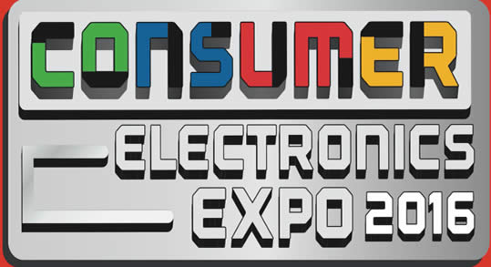 Consumer Electronics Expo Feat 17 Oct 2016