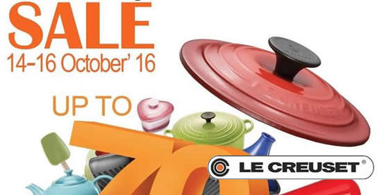 Le Creuset Feat 10 Oct 2016