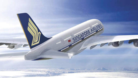 Singapore Airlines 1 Oct 2016