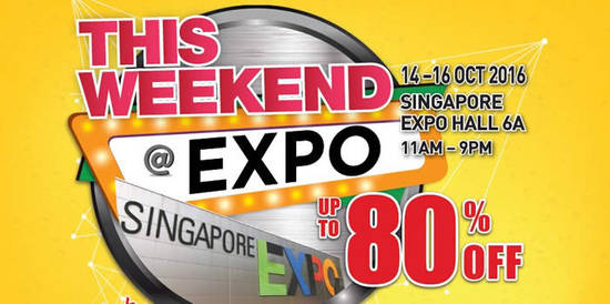 THISWEEKENDEXPO Show Feat 13 Oct 2016