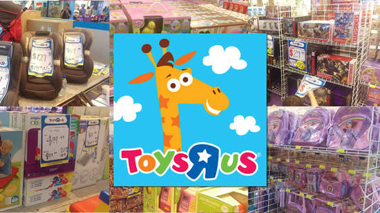 Toys R Us Feat 5 Oct 2016