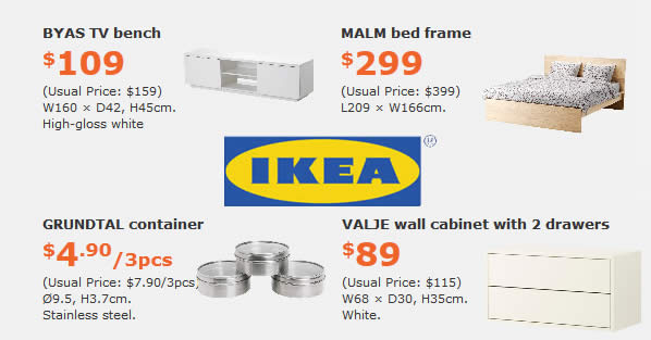 Save up to 100 with ikea s latest monthly promo offers for Coupon mobile ikea