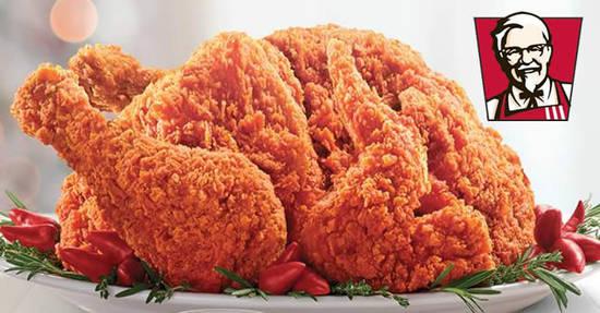 KFCs Red Hot Feat 15 Nov 2016