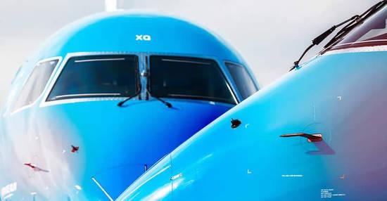 KLM 10 Nov 2016