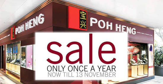 Poh Heng Jewellery Feat 4 Nov 2016