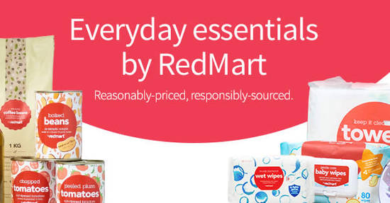 Featured image for Redmart: 5% off for existing customers! Valid from 21 - 28 Jul 2017