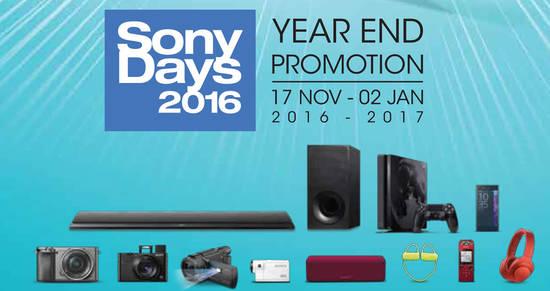 Sony Day 18 Nov 2016
