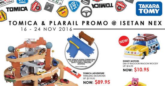 Tomica Plarail Event Feat 19 Nov 2016