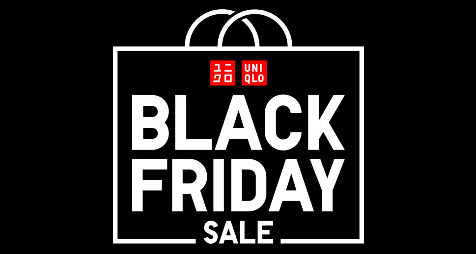 Uniqlo S Black Friday Sale Features Discounts Of Up To 90 From 25 27 Nov 2016