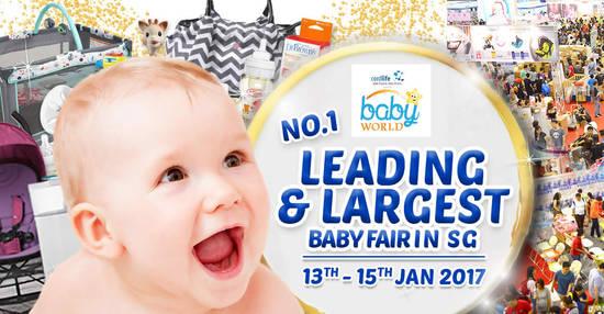 Baby World fair 22 Dec 2016
