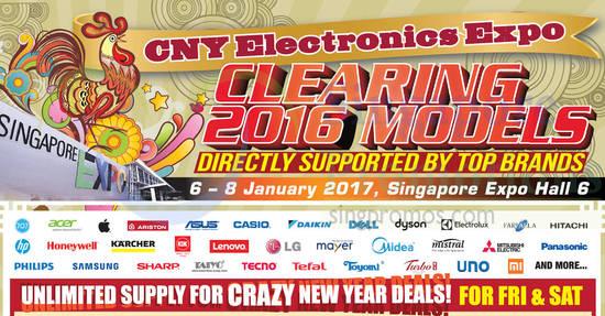 CNY Expo 3 Jan 2017
