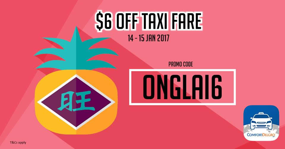 Coupon for taxi for sure first ride
