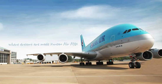 Featured image for Korean Air 10% to 20% off flights with Maybank cards. Travel from now till 30 Jun. Book from 1 Jan - 28 Feb 2017