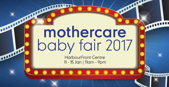 Mothercare baby fair 1 Jan 2017