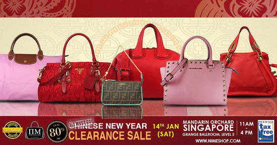 Nimeshop branded handbags 9 Jan 2017