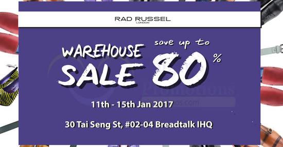 Rad Russel feat 10 Jan 2017