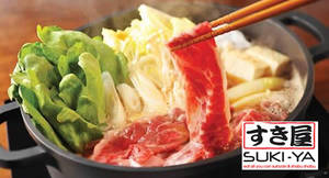 Featured image for Suki-Ya: 1-for-1 Shabu Shabu buffet with DBS/POSB cards (Mon-Thurs, 4 – 7pm) at 3 outlets from 3 – 27 Apr 2017