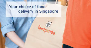 Here are foodpanda's latest October 2020 promo coupon codes