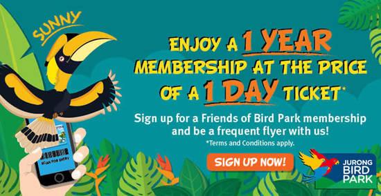 Jurong Bird Park 28 Feb 2017
