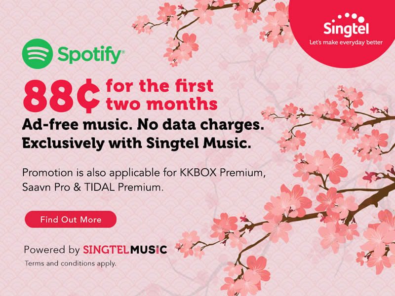 Get a premium music account at 88¢ for the first 2 months with