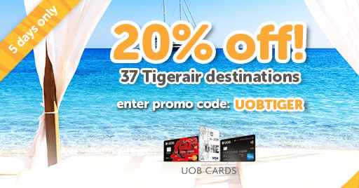 tiger airways coupon code
