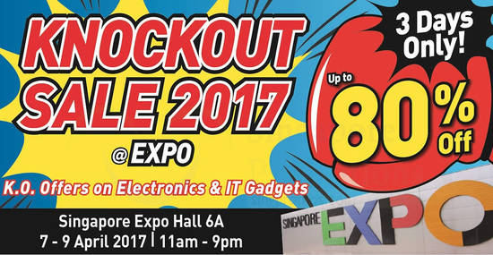 Courts Knockout Sale 30 Mar 2017