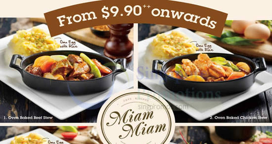 Miam Miams Feat 24 Mar 2017