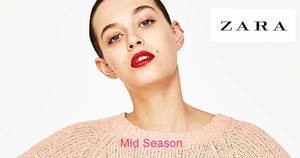 ccf91913 ZARA mid-season sale now on with up to 50% off selected items from 16 Mar –  2 Apr 2017