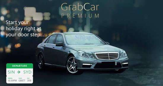 GrabCar Premium 22 Apr 2017