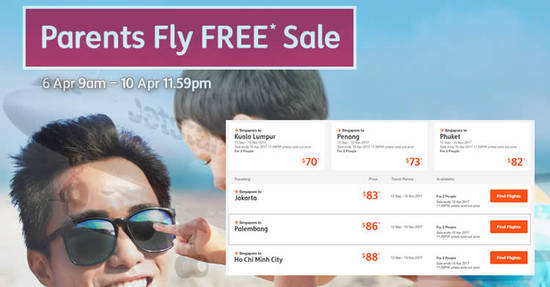 Parents Fly FREE 6 Apr 2017