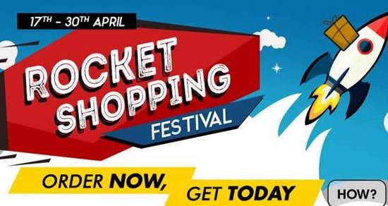 Qoo10 Rocket Shopping 20 Apr 2017