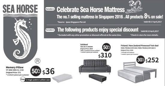 Sea Horse feat 14 Apr 2017