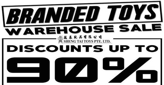 Featured image for Sheng Tai Toys warehouse sale is BACK! Enjoy discounts of up to 90% off from 27 Apr - 1 May 2017