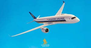 Singapore Airlines releases two-to-go promo fares fr $208 to Bangkok, Taipei and more! Book by 25 Jun 2018