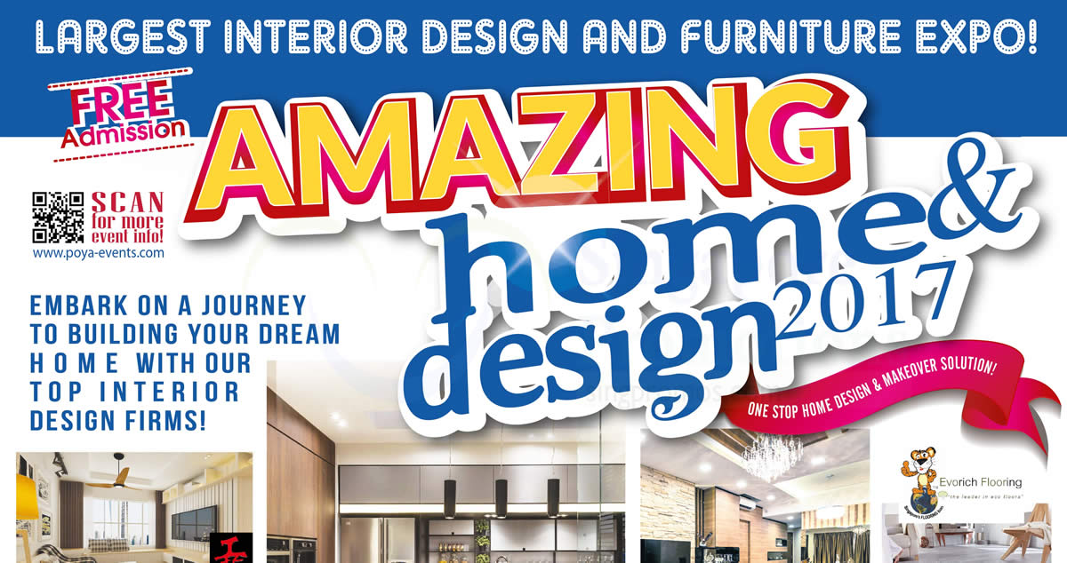 Amazing Home Design 2017 Interior Design And Furniture Expo From 20 28 May 2017