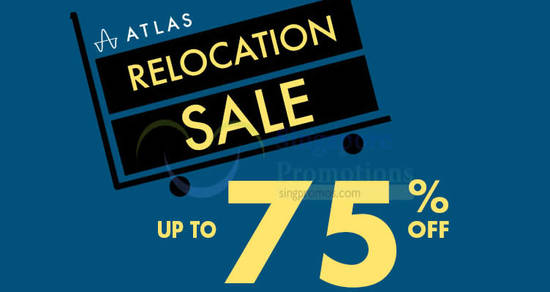 Atlas Relocation Sale feat 2 16 May 2017