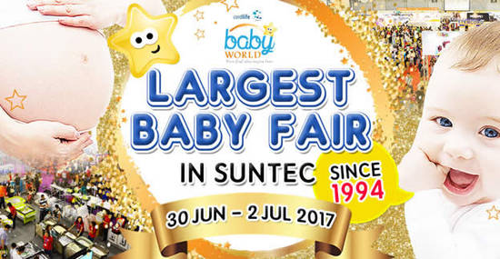 Baby World fair 8 May 2017