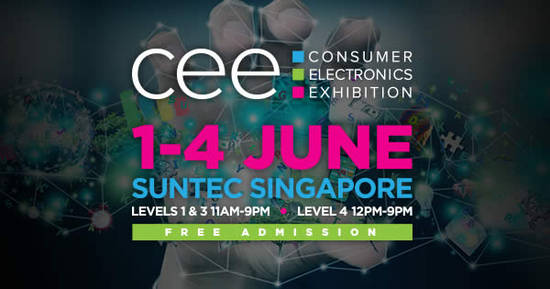 Consumer Electronics Exhibition 22 May 2017